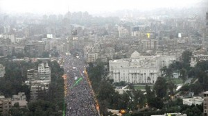 Egyptian Revolution 30 of June 2013