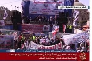 muslim brotherhood raising omar abd elrahman terrorist in Egypt