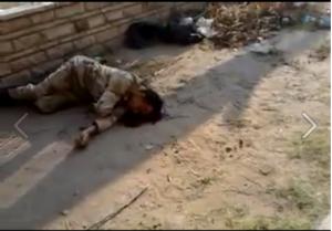 Brotherhood shooting at military