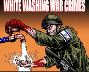 Israel and US crimes against humanity