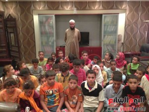 Muslim Brotherhood kidnaped children from orphanages to Rabaa Square