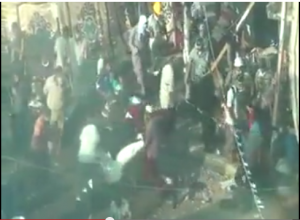 Muslim Brotherhood used dead bodies in rabaa square for foreign medias propaganda show