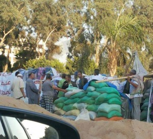 rabaa square