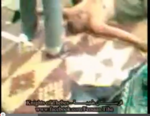 videos masscres in egypt