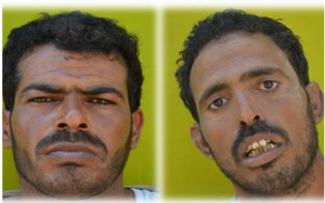 Arrest of terrorists in Sinai by teh Egyptian Military