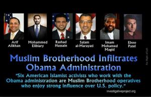 Muslim Brotherhood work with Obama administration