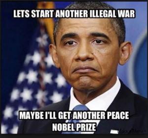 Obama is a terrorist