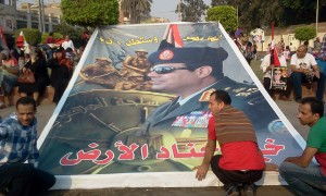 6 october war celebration Egypt Cairo