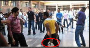 Brotherhood violence in the Egyptian universities against Non Brotherhood students