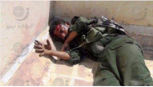 Martyr Lieutenant Ahmed Ibrahim Ismailia Killed By MB Militias on 7 October 2013