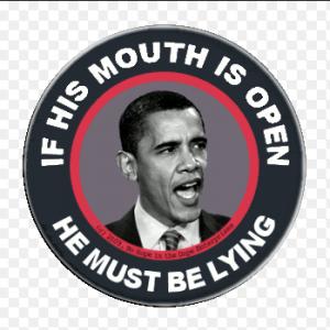 Obama Bin Lying
