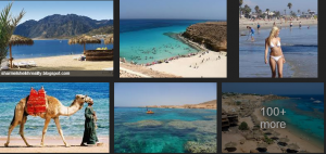 Sharm El-Sheikh Beaches