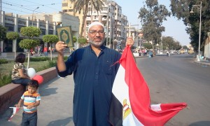 Unity of Muslim and Christians in Egypt