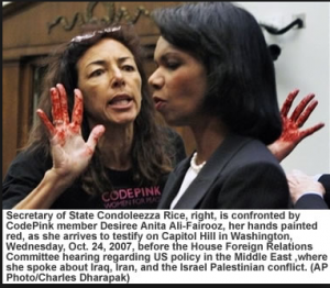 The creative chaos project of condoleezza Rice in the Middle east