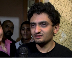 Wael Ghoneim political activist