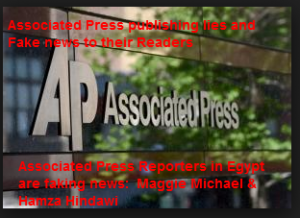 associated press publish fake news and lies to their readers