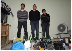 Muslim Brotherhood terrorist element arrested in Alexandria city