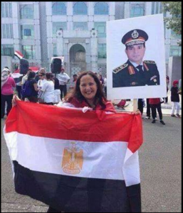 Egyptians are voting on the presidential electians in New zealand