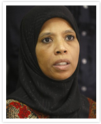 the Executive Director of MAS Immigrant Justice Khalilah Sabra
