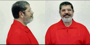 Mohamed Morsi the Muslim brotherhood former president and the biggest treason and espionage case in the history of Egypt