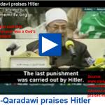 Yusuf al-Qaradawi praises Hitler