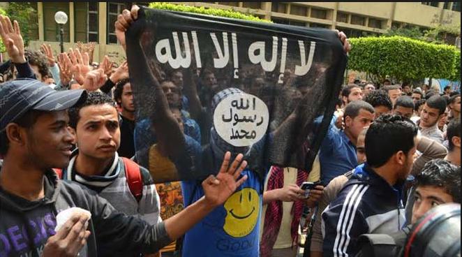 the link between muslim brotherhood and ISIS