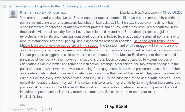 Khalilah SabraThe executive director of Muslim American Society
