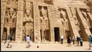 Abu Simbel temple tourism egypt