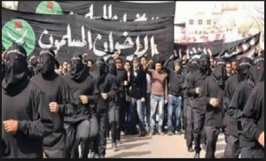 Muslim Brotherhood militias in Al-Azhar university