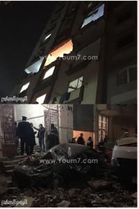 Muslim brotherhood terrorist attacks in Cairo Giza